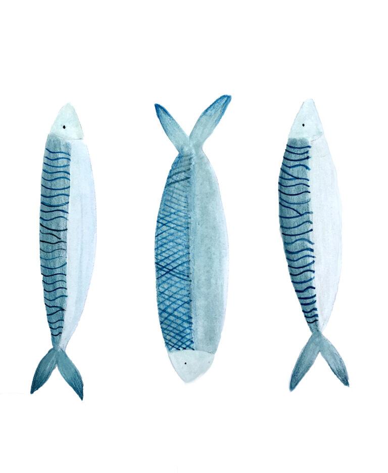 1,2,3 Fish